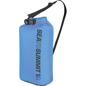 Sea to Summit Lightweight Sling Sac de compression étanche 10l, blue